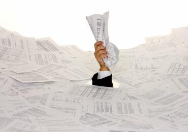 Sagen Sie der Bürokratie den Kampf an!